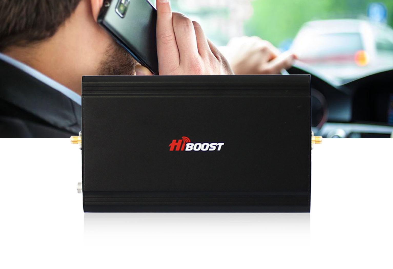 Travel 4G Vehicle Booster - Car Cell Phone Booster