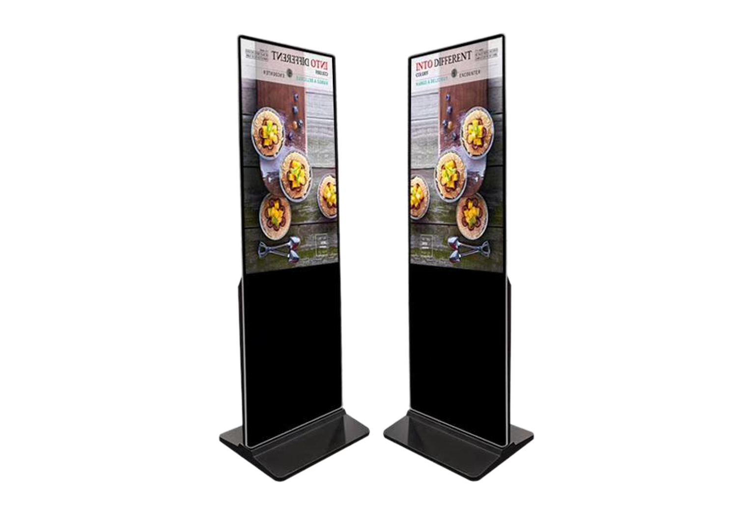 43/49/55 inch  infrared touch standing android
