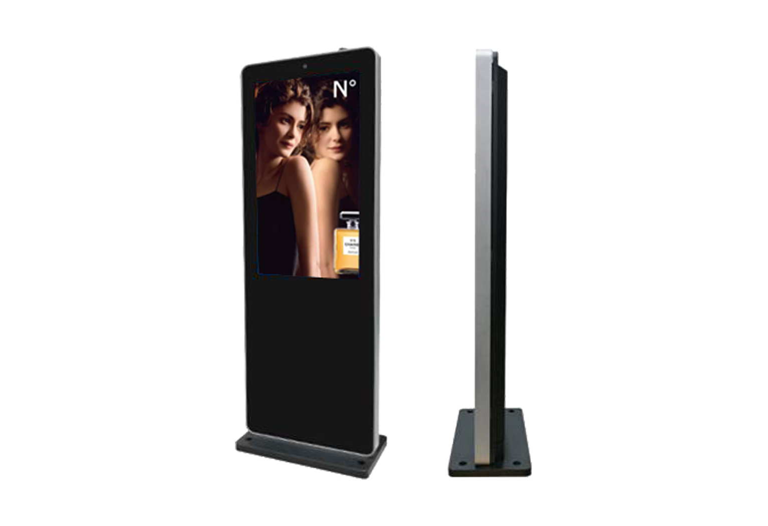 43 inch outdoor standing android