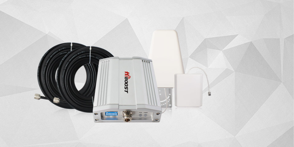 hiboost mobile phone signal booster
